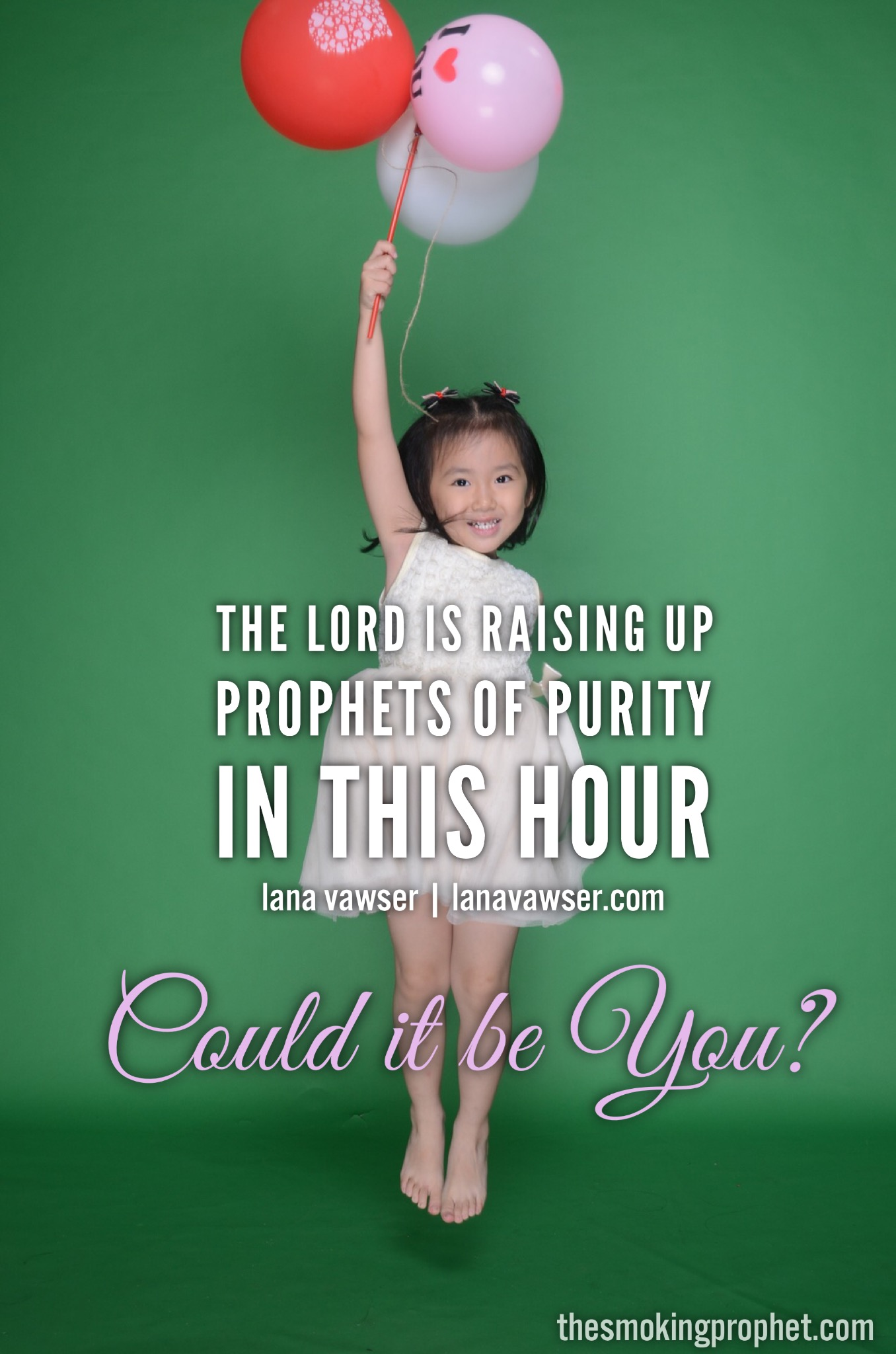 Prophets of Purity -Poster