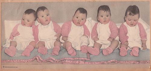 """""""Dionne quintuplets"""" 