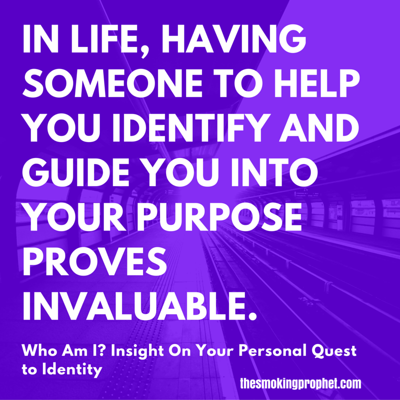 Who Am I? - Insight on Your Personal Quest to Identity - the